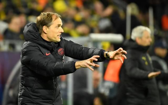 Paris Saint-Germains Coach Thomas Tuchel fehlt im CL-Rückspiel gegen Dortmund die letzte Wettkampfpraxis