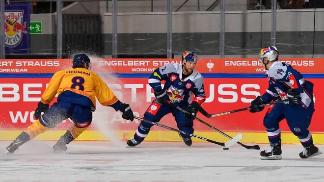 Der EHC Red Bull München stand in der vergangenen Saison im Finale der CHL