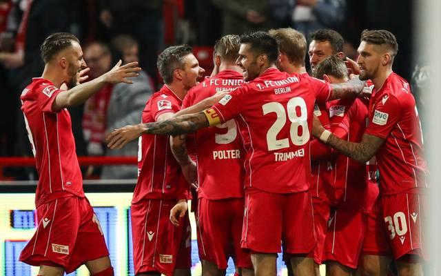 Aufsteiger Union Berlin mischt die Bundesliga auf