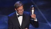 Jürgen Klopp wurde zum Welttrainer 2019 gewählt