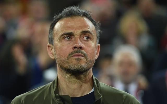 Luis Enrique soll als spanischer Nationaltrainer zurückkehren