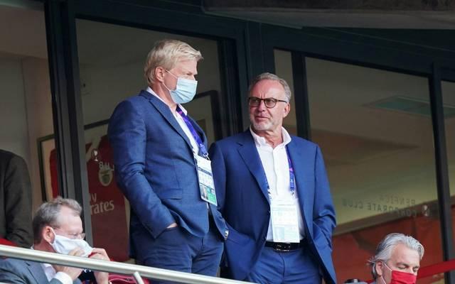 Karl-Heinz Rummenigge lobt die künftige Bayern-Führung