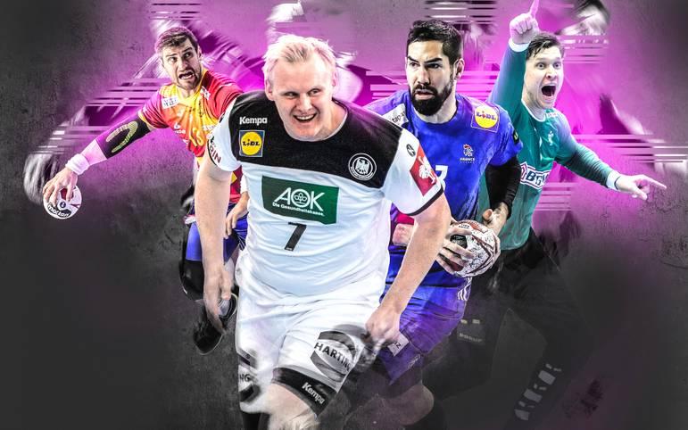 Die Handball-EM in Norwegen, Österreich und Schweden steht vor der Tür. Die europäische Spitze ist ausgeglichen wie selten, gleich sieben Teams wird der Titel zugetraut. SPORT1 zeigt das Powerranking der Handball-EM - mit Einschätzungen des 2007er-Weltmeisters Christian Schwarzer