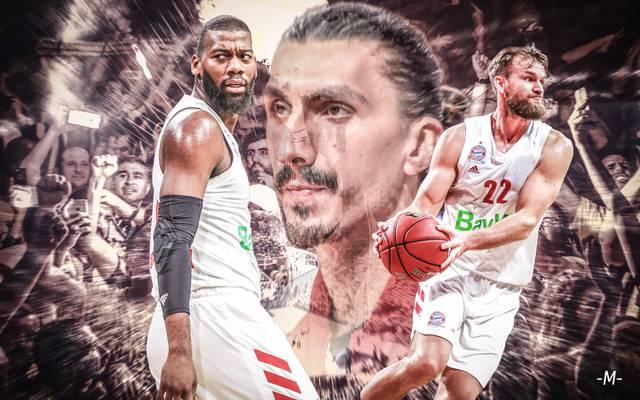 Der FC Bayern Basketball bangt in der Euroleague ums Weiterkommen