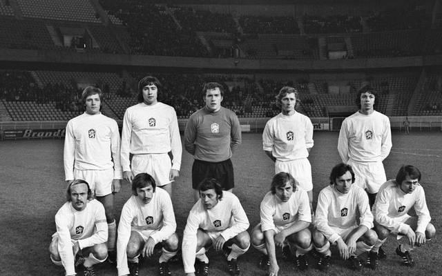 1976: Venglos war Co-Trainer von Europameister CSSR