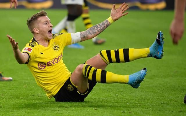 Stimmen Zu Borussia Dortmund Sc Paderborn Mit Reus Baumgart