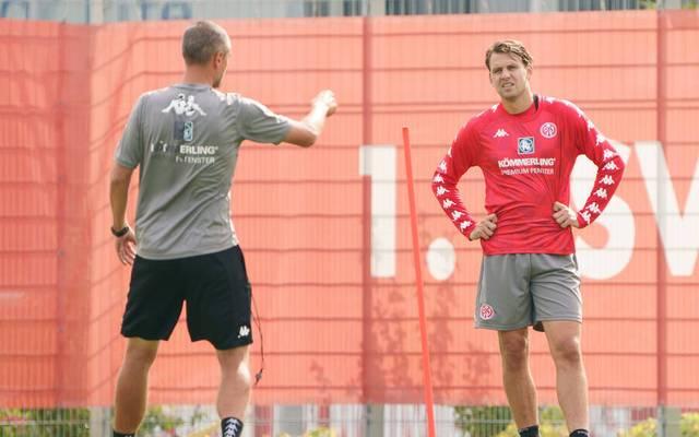 Ádám Szalai kehrt ins Teamtraining der Mainzer zurück