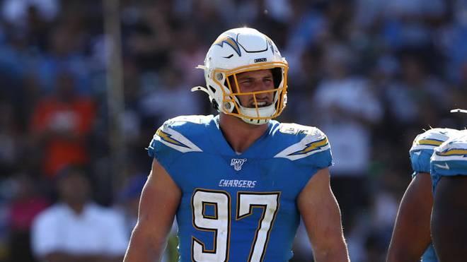 Joey Bosa kam 2016 in die NFL