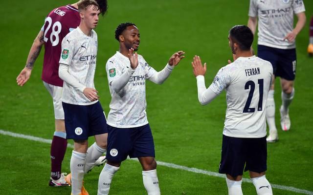 Manchester City fährt einen klaren Sieg ein