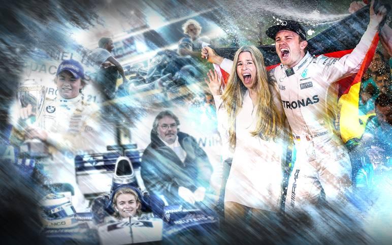 Nico Rosberg feierte am 27. November 2016 - heute vor drei Jahren - seinen ersten WM-Titel und erklärte danach VÖLLIG überraschend seinen Rücktritt aus der Formel 1. SPORT1 zeigt die Bilder seiner Karriere - und was dann aus ihm wurde