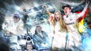 Nico Rosberg wurde 2016 Weltmeister und beendete dann seine Karriere