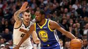 NBA Playoff-Picture Denver Nuggets Golden State Warriors
