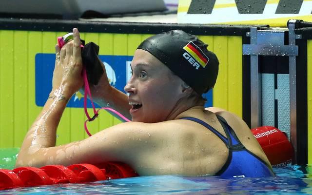 Sarah Köhler bricht den Weltrekord über 1.500 Meter