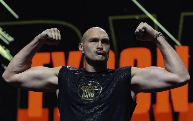 Tyson Fury wird voraussichtlich im Juli gegen Anthony Joshua antreten