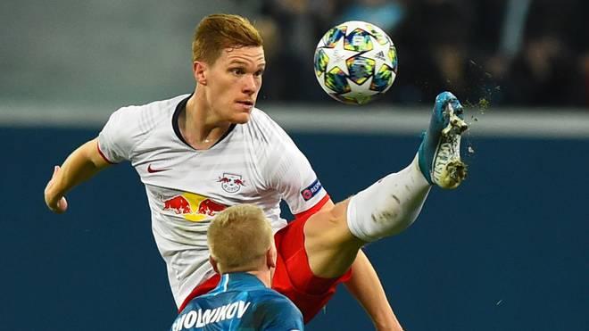 Marcel Halstenberg steht RB Leipzig wieder zur Verfügung