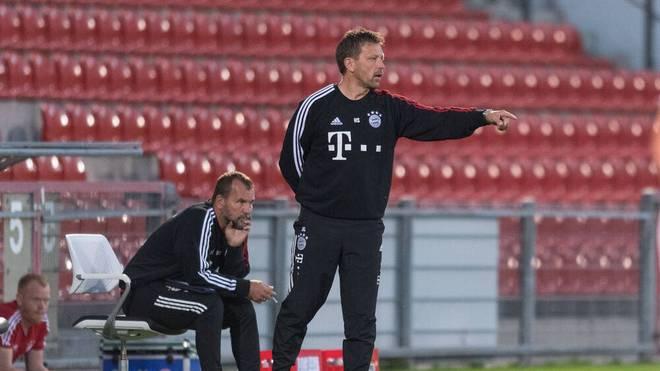 Trainer Holger Seitz hatte Bayern München II 2019 bereits in die 3. Liga geführt