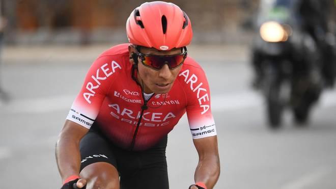 Nairo Quintana gewann 2014 den Giro und 2016 die Vuelta