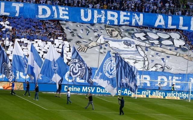 Das Heimspiel des MSV Duisburg gegen den SV Meppen muss wohl verschoben werden