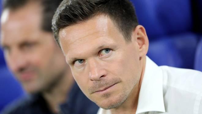 Sascha Riether ist seit 2019 Koordinator der Lizenspielerabteilung bei Schalke 04
