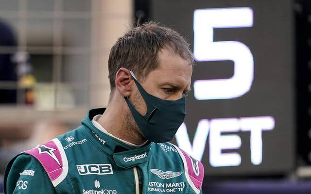 Sebastian Vettel fährt seit dieser Saison für Aston Martin