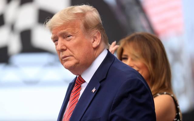 Donald Trump hat ein Einreiseverbot europäischer Bürger in die USA beschlossen