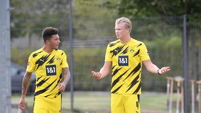 Beim BVB spielen gleich zwei der Top-Favoriten auf den Golden Boy Award 2020