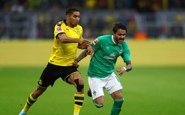 Bremen und Dortmund treffen bereits zum dritten Mal in dieser Saison aufeinander