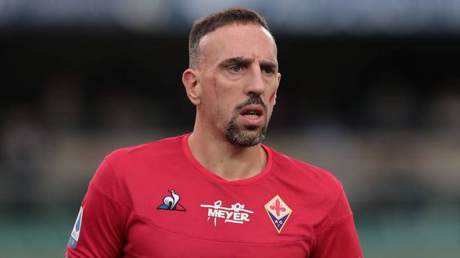 Franck Ribery spielt seit 2019 beim AC Florenz