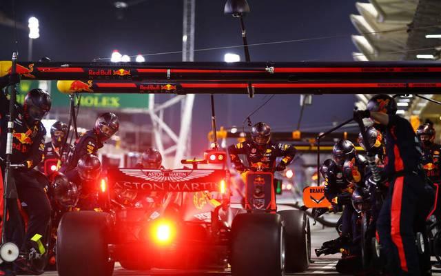 Boxenstopp Formel 1: SPORT1 erklärt alles Wichtige zum Boxenstopp in der F1!