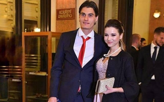 Patrik Schick und Freundin Hana Bahounkova sind seit kurzem verlobt