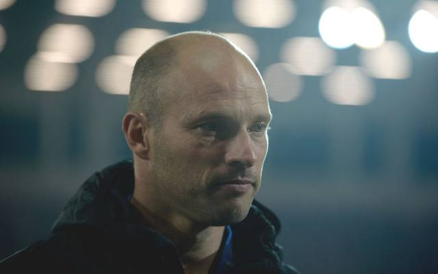Arie van Lent war seit 2015 Trainer von Borussia Mönchengladbach II