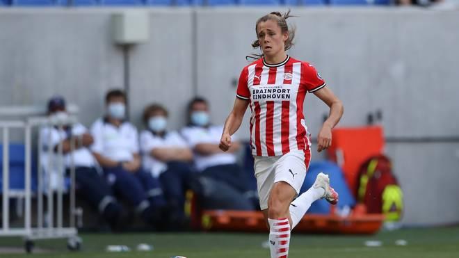 Joelle Smits spielt ab der Saison 2021/22 für den VfL Wolfsburg