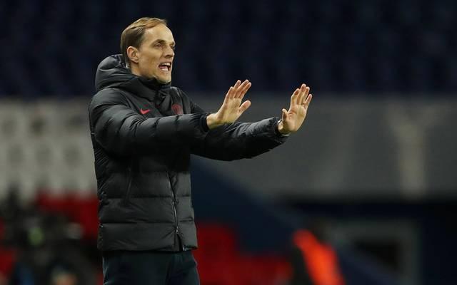 Thomas Tuchel erhält die Chance auf zwei weitere Titel mit Paris Saint-Germain