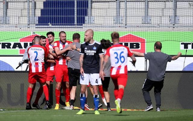 Die besseren Chancen hat vor dem letzten Spieltag der 1. FC Heidenheim