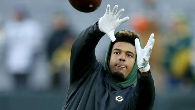 Equanimeous St. Brown fehlt den Packers wohl länger