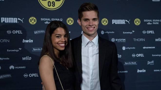 Julian WEIGL und Sarah Richmond sind seit Jugendzeiten ein Paar