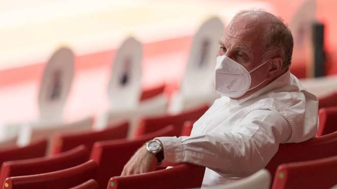 Uli Hoeneß schimpft über die Belastung im Basketball