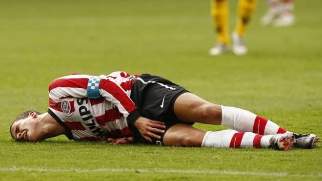 Ibrahim Afellay hatte in seiner Karriere immer wieder mit Verletzungen zu kämpfen