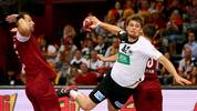 Paul Drux bei der Handball-WM in Katar