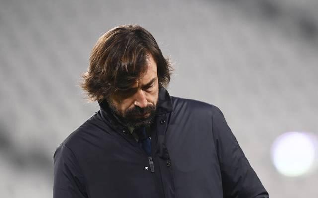 Andrea Pirlo scheidet mit Juventus Turin aus der Champions League aus