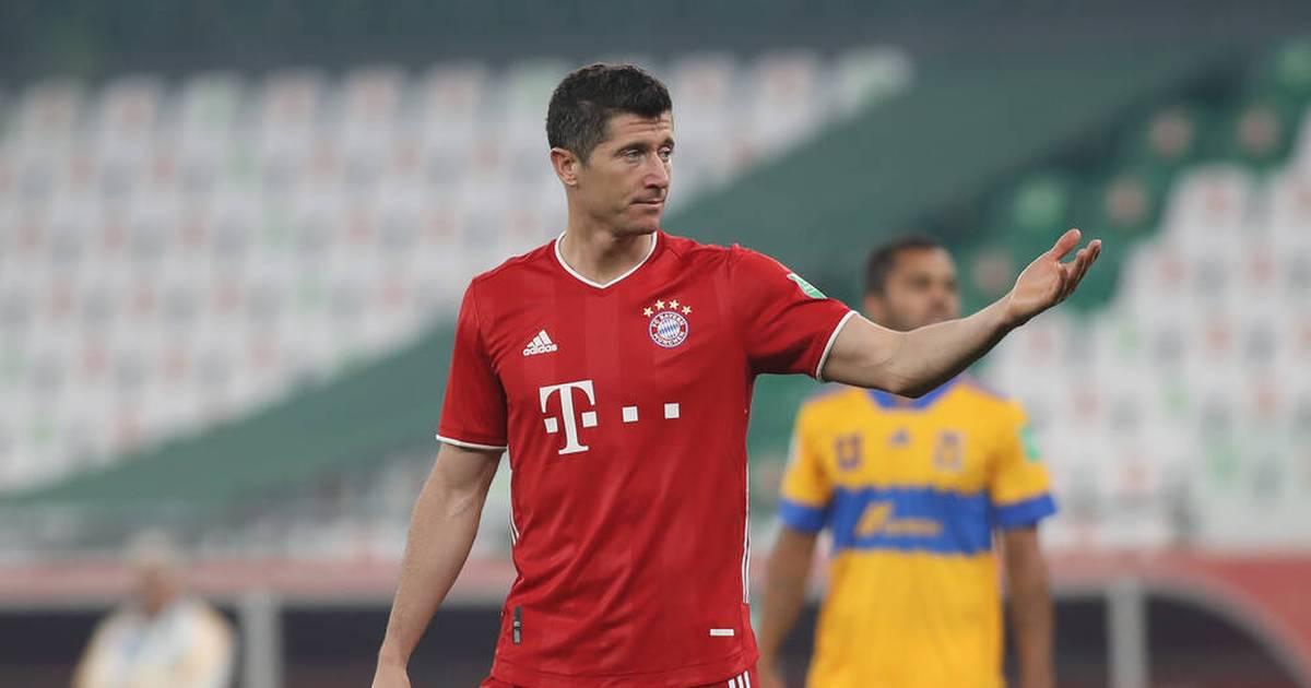 FC Bayern, Klub-WM: Lewandowski als Co-Trainer - Flick freut's - SPORT1