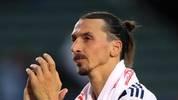 Zlatan Ibrahimovic steht aktuell bei den Los Angeles Galaxy unter Vertrag