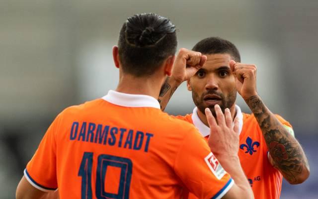 Darmstadt 98 mischt nach zwei Siegen in Serie im Aufstiegsrennen mit