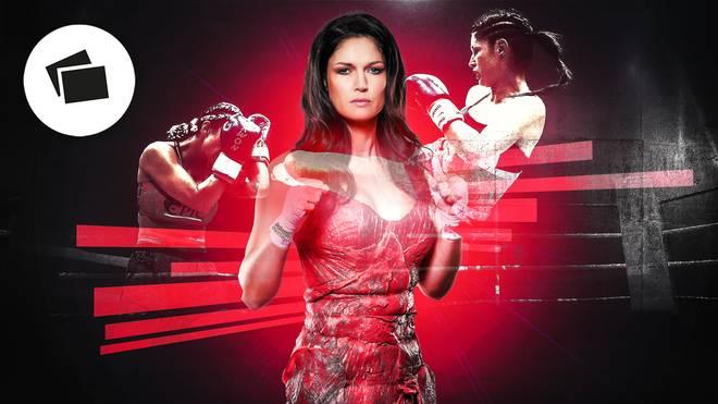 Marie Lang will auch in ihrem 37. Kampf ungeschlagen bleiben