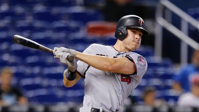 Max Kepler von den Minnesota Twins ist der Shooting-Star in dieser MLB-Saison