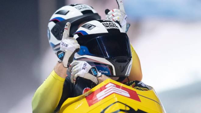 Francesco Friedrich gewann den zweiten Weltcup-Wettbewerb in Lake Placid