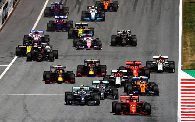 In Spielberg wird der Saisonauftakt der Formel 1 2020 steigen