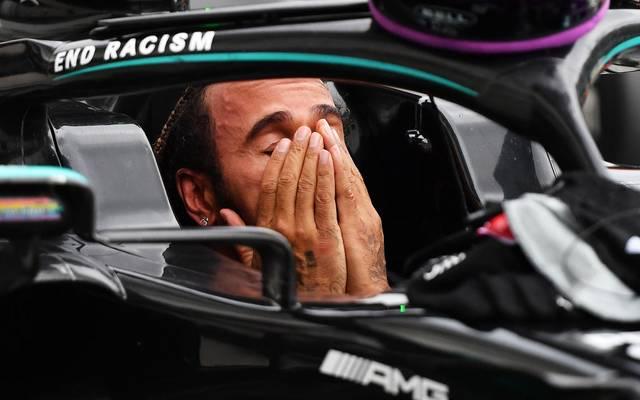 Lewis Hamilton strebt seinen siebten WM-Titel an