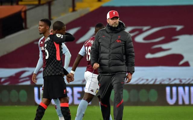 Corona-Ausbruch bei Aston Villa - Pokal-Spiel gegen Klopp in Gefahr