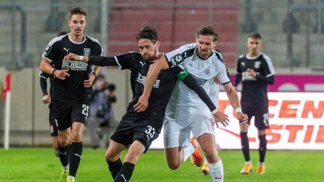 Der FSV Zwickau hat in der 3. Liga das Ostduell beim Halleschen FC für sich entschieden